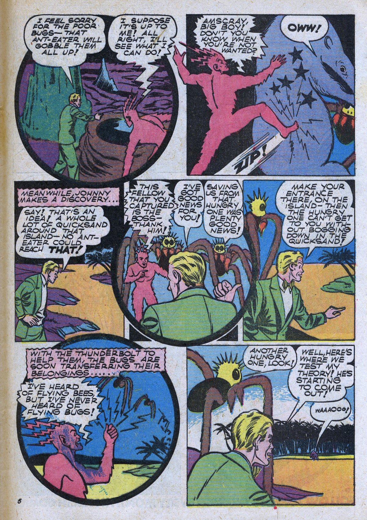 Read online All-Star Comics comic -  Issue #13 - 55