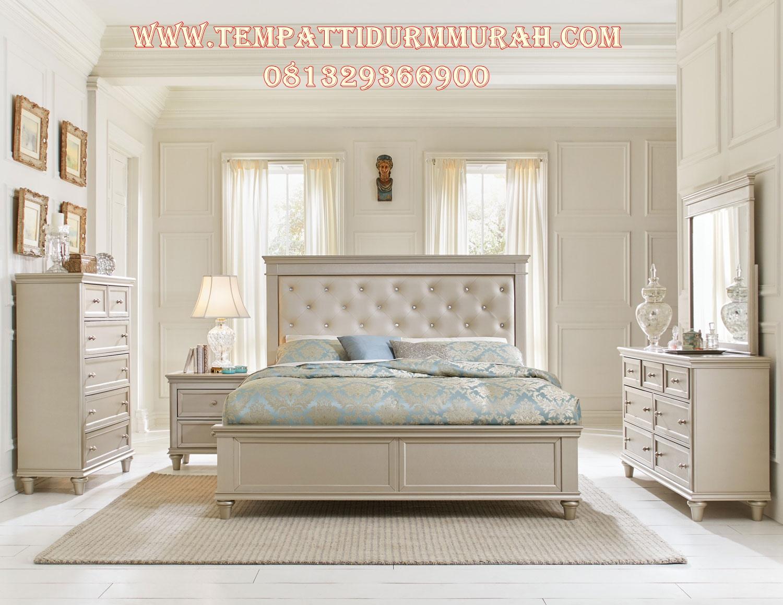 Desain Furniture Kamar Tidur Romantis Dari Mebel Ukir