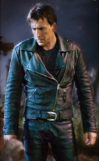 Gambar Jaket Kulit Ghost Rider
