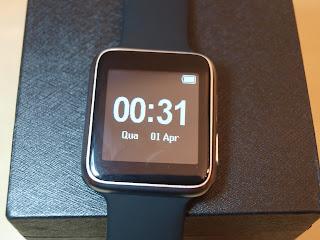 Análise Smartwatch Ulefone uWear 9