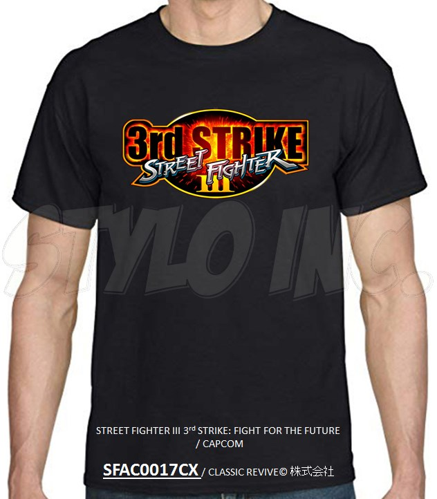 SFAC0017CX STREET FIGHTER III 3rd STRIKE: FIGHT FOR THE FUTURE