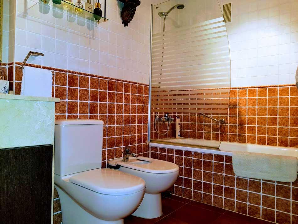 piso en venta zona sensal castellon wc