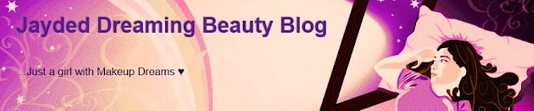 Jayded Dreaming Beauty Blog