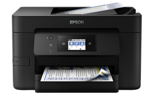 Epson WorkForce Pro WF-3720DWF Drivers Download