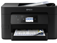 Epson WorkForce Pro WF-3720DWF Printer Drivers Download
