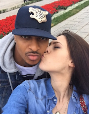 IK Ogbonna and wife Sonia loved up in new photos