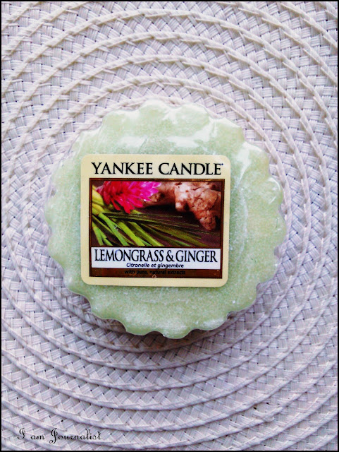 Aromatycznie z YC - Lemongrass&Ginger