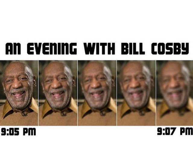 Funny Evening WIth Bill Cosby Picture