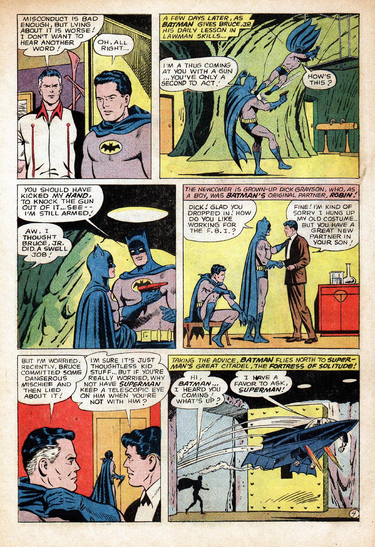 Read online World's Finest Comics comic -  Issue #157 - 6