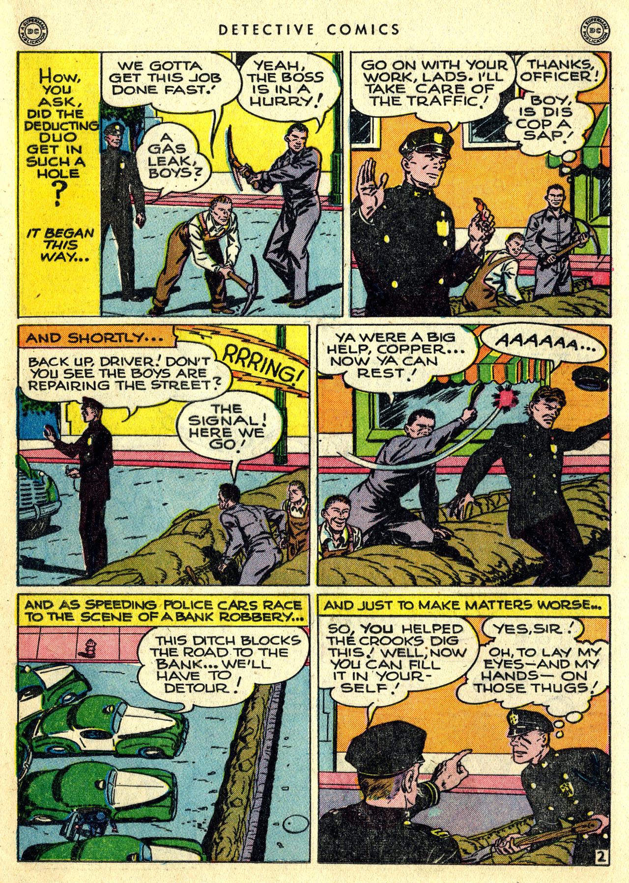 Read online Detective Comics (1937) comic -  Issue #119 - 17