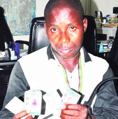 Fake Town Planner Nabbed (Pictured)