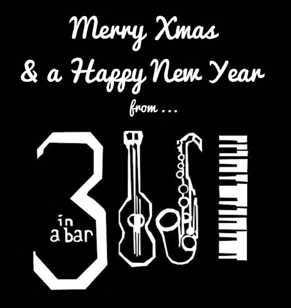 I Just Go Nuts At Christmas.3 In A Bar Jazz Band It S Only Once A Year