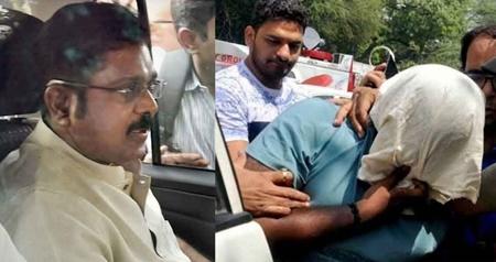 Two leaves symbol bribery case: Delhi police investigates TTV Dinakaran's friends