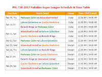 PSL T20 2017 Schedule & Time Table,Pakistan Super League T20 2017 Schedule & Time Tabl,PSL T20 2017 Pakistan Super League Schedule & Time Table,PSL 2017 schedule,PSL T20 2017 schedule & time table,PSL T20 2017 fixture,PSL T20 2017 teams,PSL T20 2017 team squad & player list,PSL T20 2017 day date,PSL T20 2017 pakistan time,PSL T20 2017,Pakistan Super League T20 2017 Schedule,match detail,Cricket,Pakistan timing,2017 psl time table