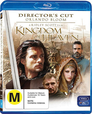 Kingdom of Heaven 2005 Dual Audio BRRip HEVC Mobile 150MB, Holly Wood Mobile Movie Hindi Dubbed Dual Audio HEVC Mobile 480P Free Direct Download from World4ufree