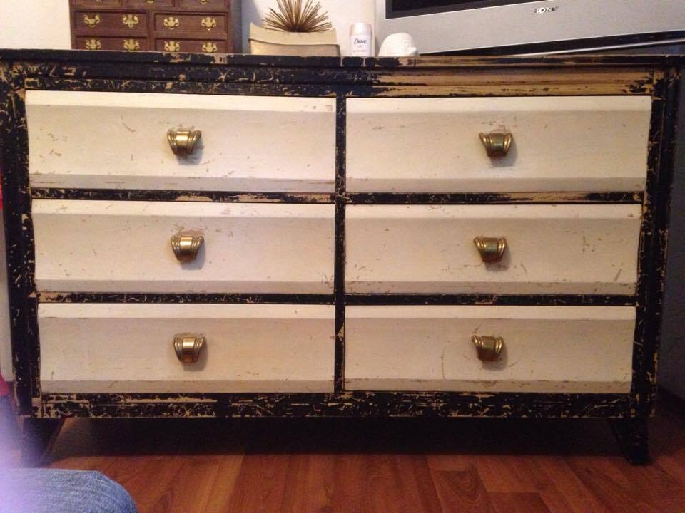 Literally Doesnu0027t Even Look Like The Same Dresser! This Is The First Piece  That Started My Bedroom Transformation From Yellow To, ...