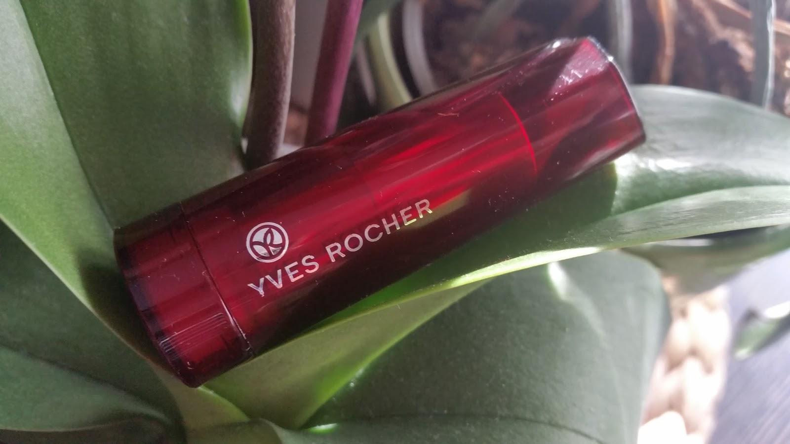Jucheer Testet Yves Rocher Brillance Lippenstift
