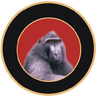 Logo SPORC Brigade Kera Hitam