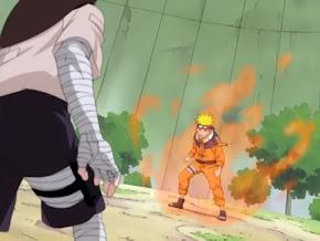 Naruto vs Neji