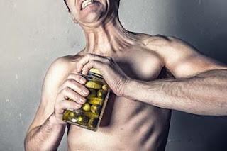 Nutrisi protein olahraga atlet