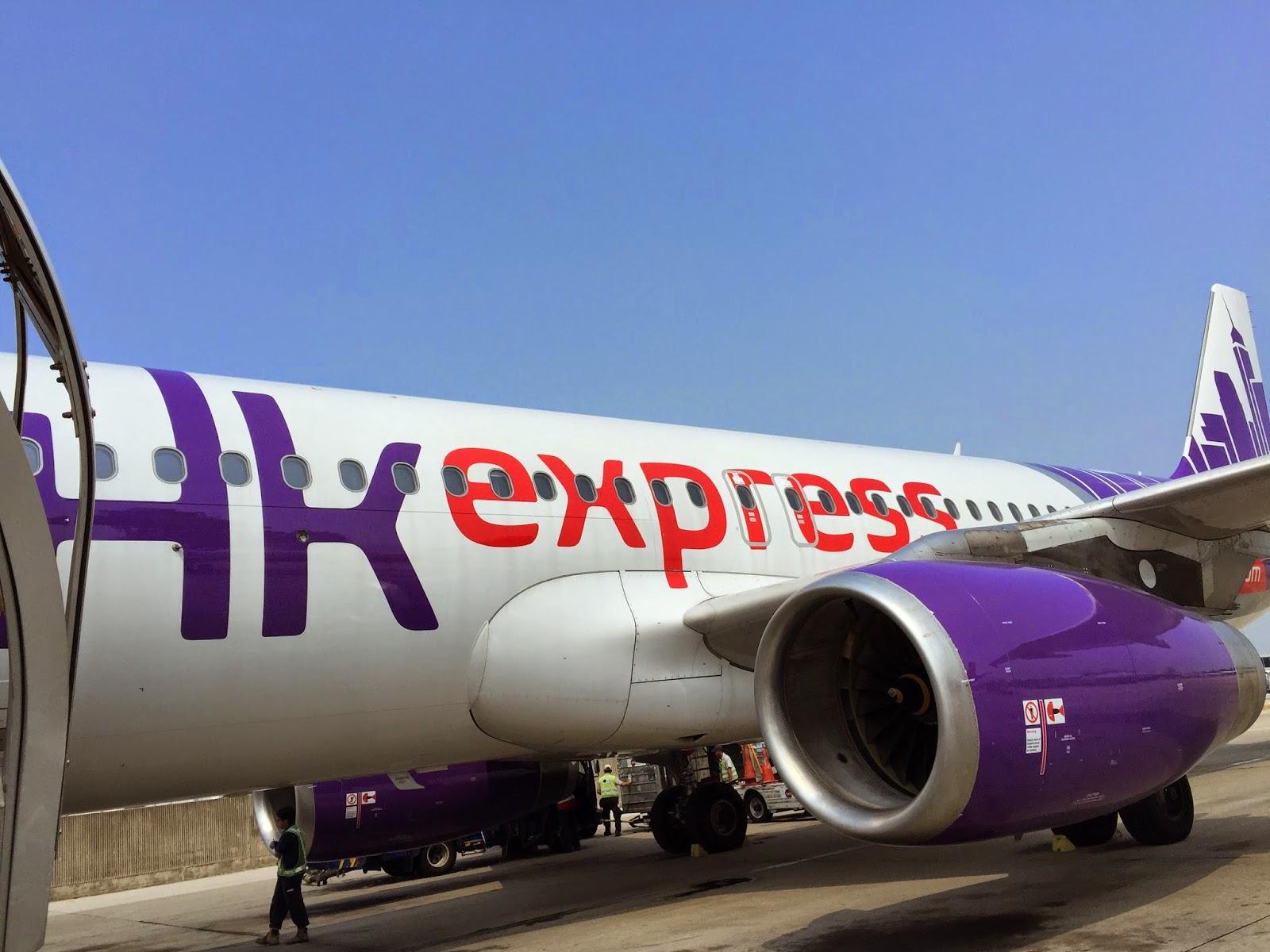 【日本】高性價比廉航 HK EXPRESS 初體驗 - Work Hard! Travel Hard!