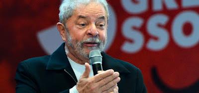 Se eleito, Lula pretende mudar lei de delações premiadas