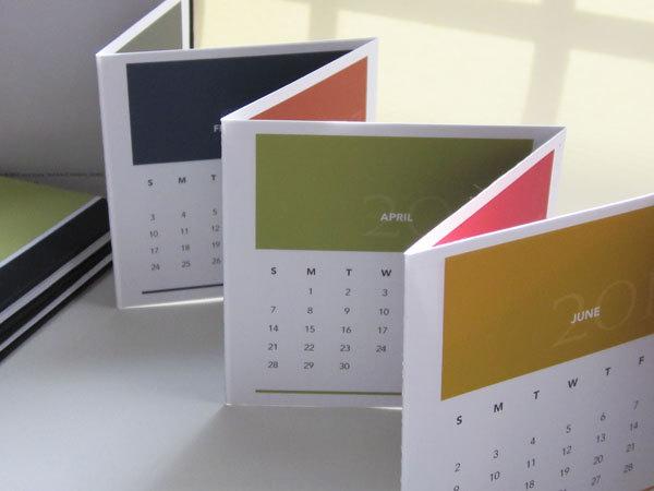 50+ Awesome 2013 Calendar Designs - Jayce-o-Yesta