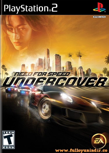 Need for Speed Undercover (USA) Playstation 2 Tek Link