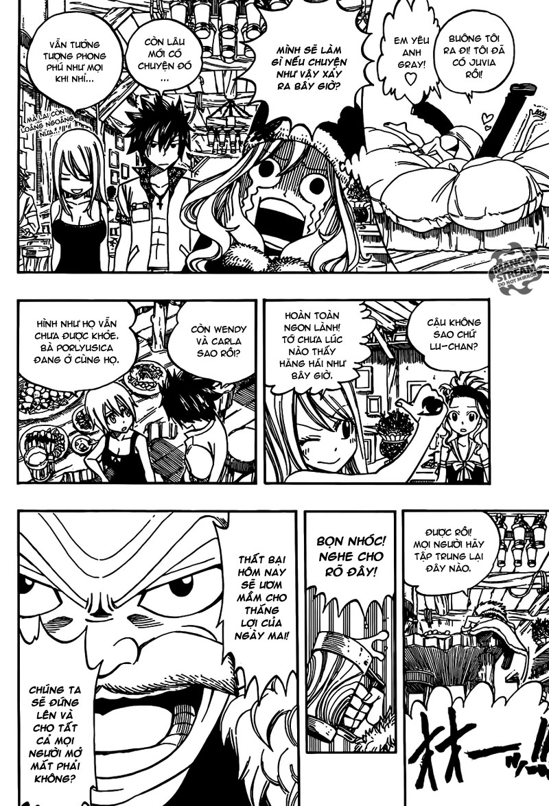 Fairy Tail Chap 275