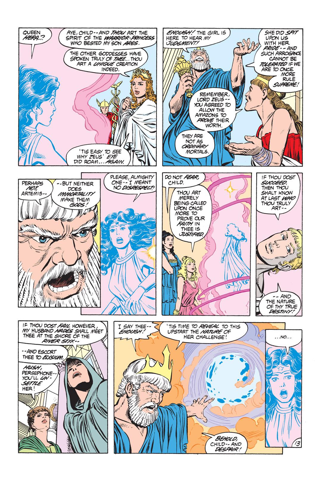 Read online Wonder Woman (1987) comic -  Issue #10 - 15