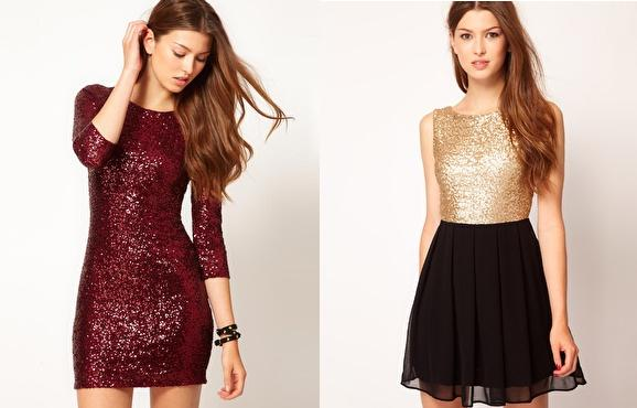 vestidos cortos de día para fiestas