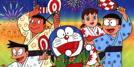 Intip Cerita Komik Terakhir Doraemon