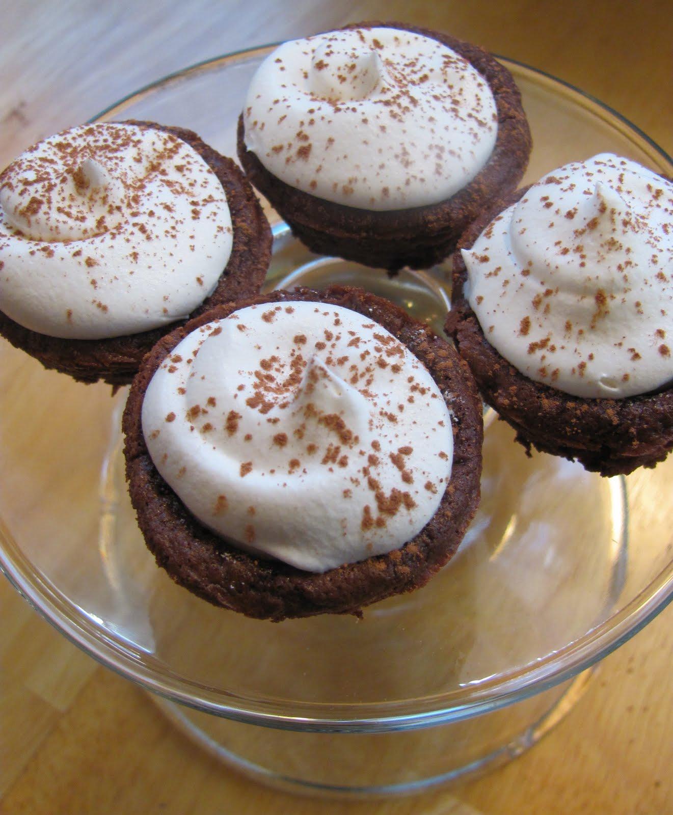 Real Kitchen Real Life Mini Chocolate Tiramisu Cakes