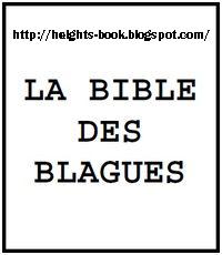 Télécharger Livre Gratuit LA BIBLE DES BLAGUES pdf