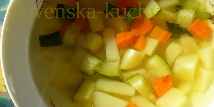 Tekvicová polievka