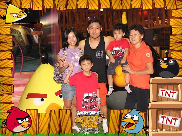 angry birds activity park JB