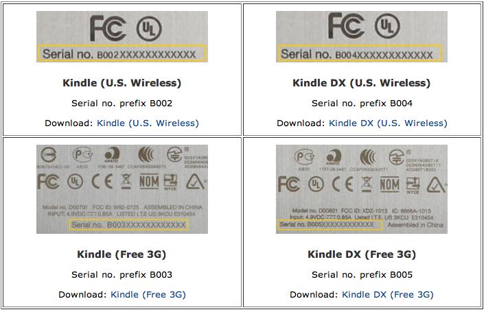 EbookBR: Trocando o Screen Saver do Kindle 3
