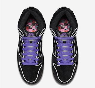 DUNK HIGH SB ELITE THE BLACK BOX Orlando sneakers