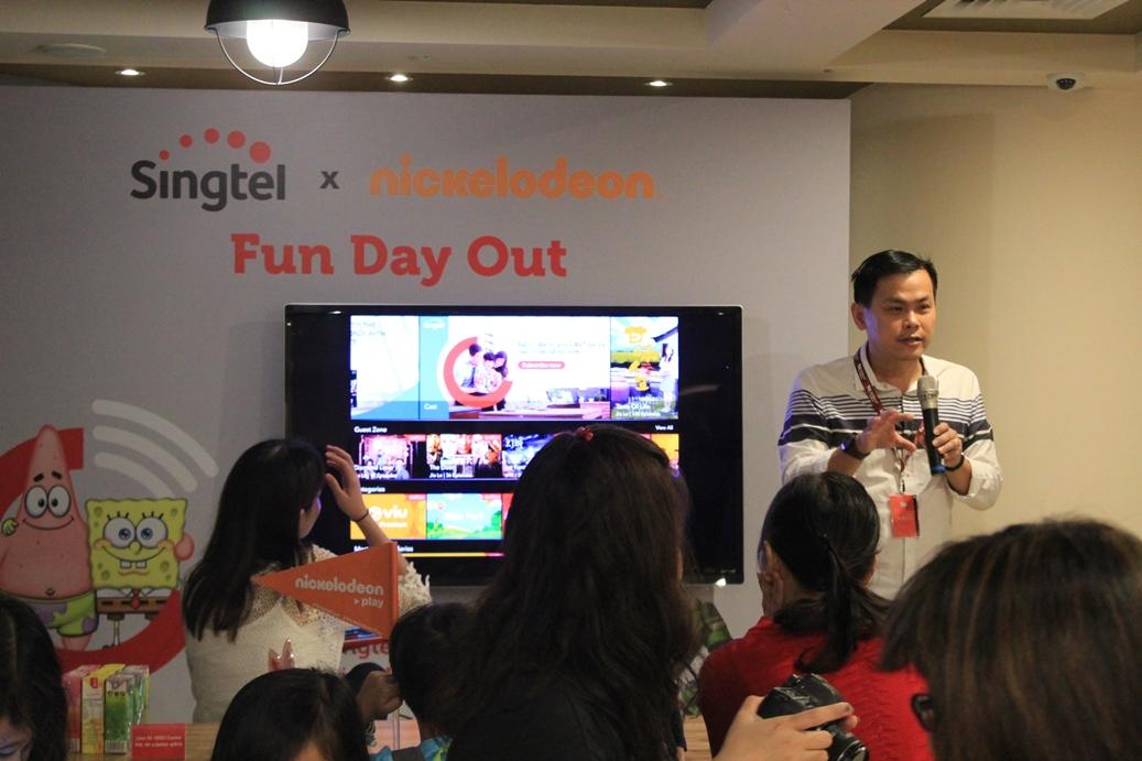 Cherry Berry : Singtel x Nickelodeon Fun Day Out at Kidzania