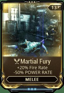 Martial Fury