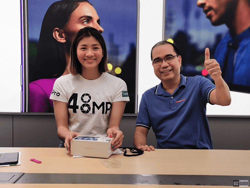 OPPO F11 Pro now available in stores!