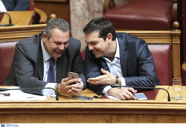 «Η Ελλάδα κυβερνάται από τον τίποτα και τον κανένα»