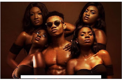 Kidi – Heels On (Mixed By Kidi)