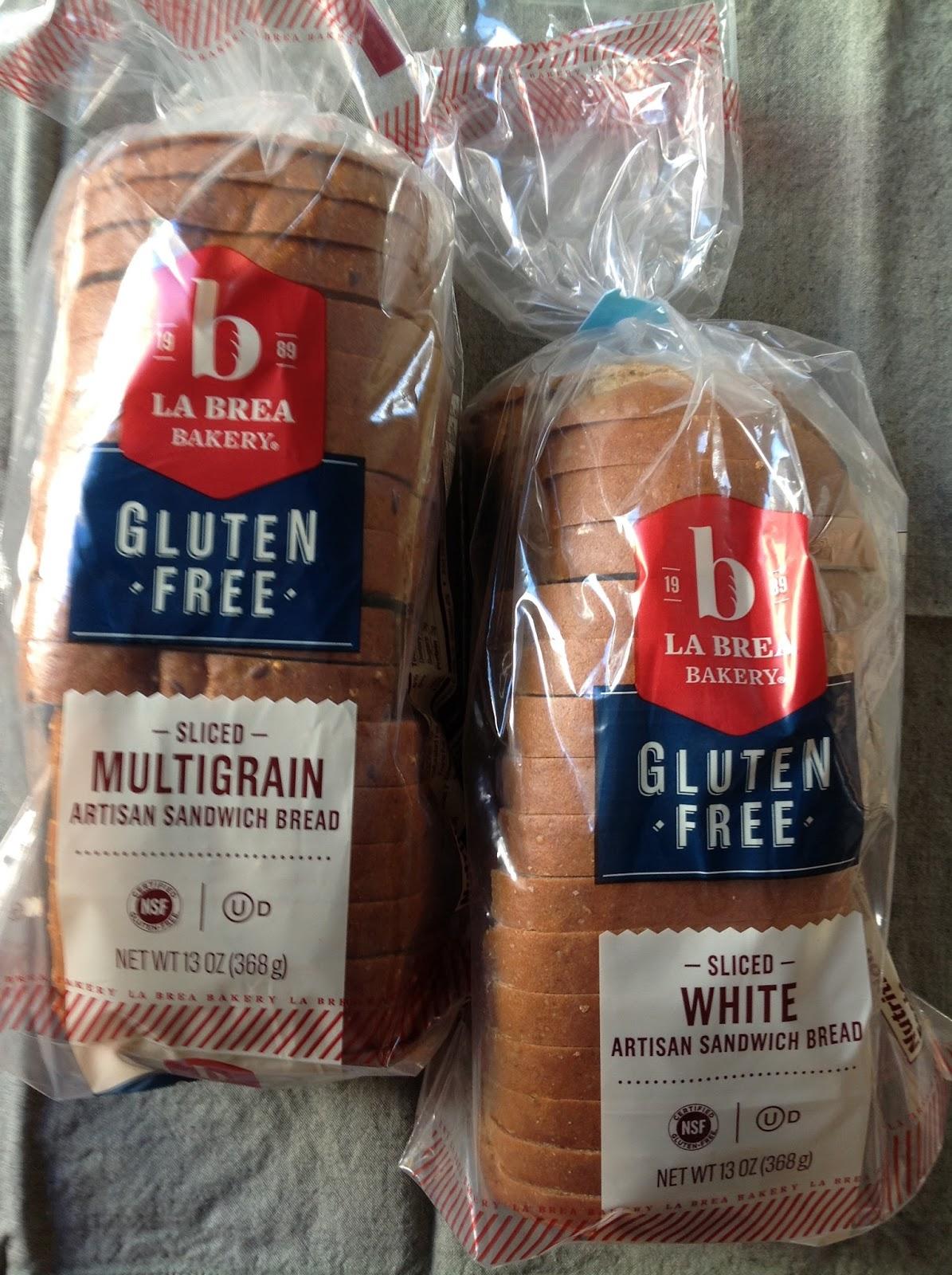 Healthy Recipe Variations: Gluten Free Bread by La Brea Bakery