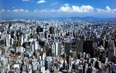 População e Ocupação do Espaço Urbano