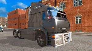 Kamaz 6460 HD truck mod