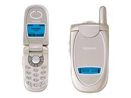 Spesifikasi Handphone Siemens CL50