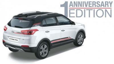 Hyundai Creta 1st Anniversary Edition  Hd Images 03