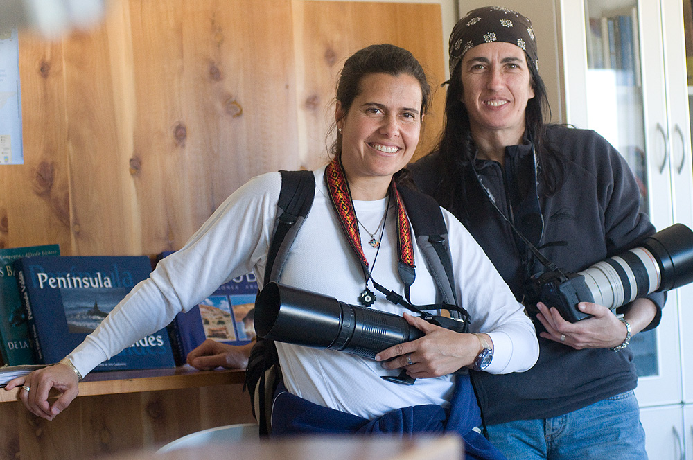 Ana y Belén de FNA Fotografía de Naturaleza Argentina