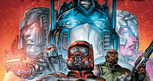 M.A.S.K. Included in New IDW 'First Strike' Comic Event